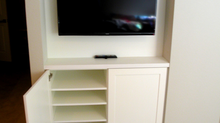 TV Cabinetry, Media cabinetry