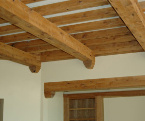 Ceiling Beams 2